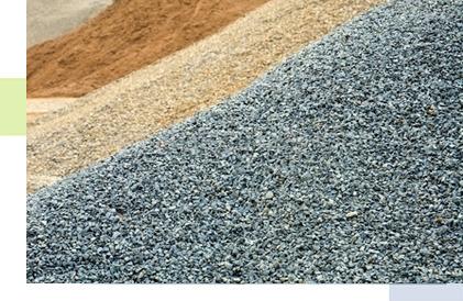 Продажа песка и щебня в Рязани