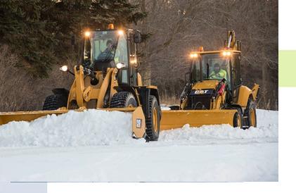 Уборка снега в Рязани в Рязани